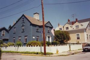 The Alan Pryce-Jones houses, John St., Newport, R.I.